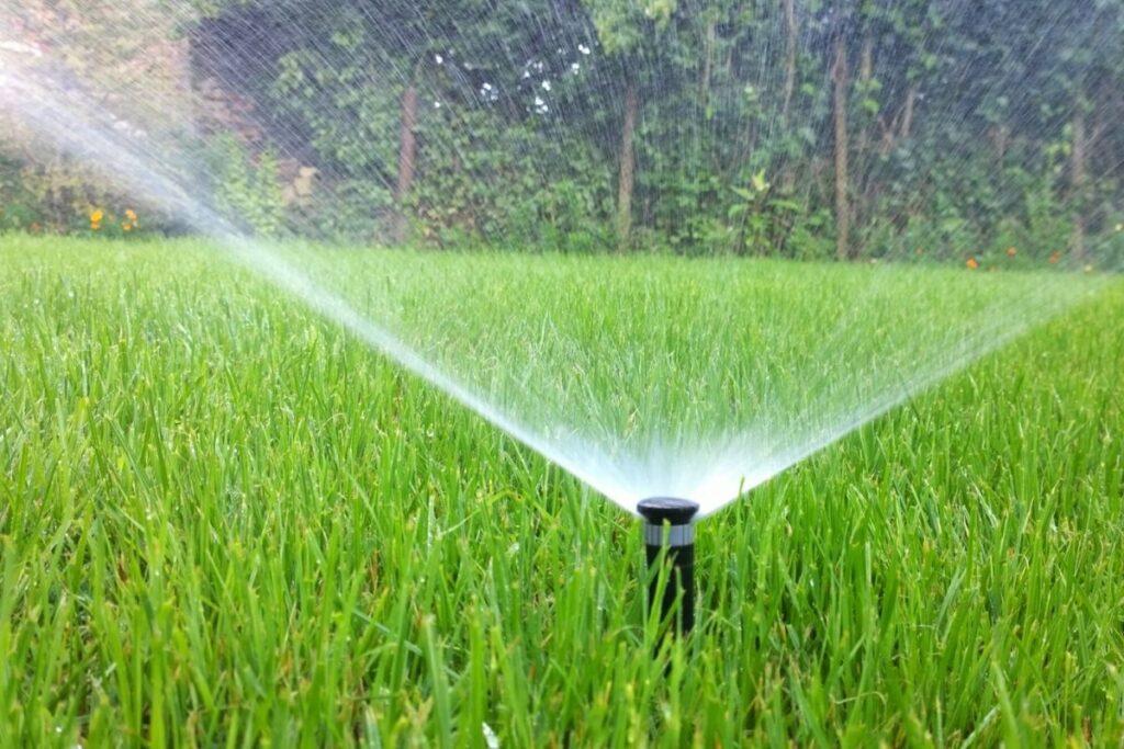 lawn irrigation in grande prairie